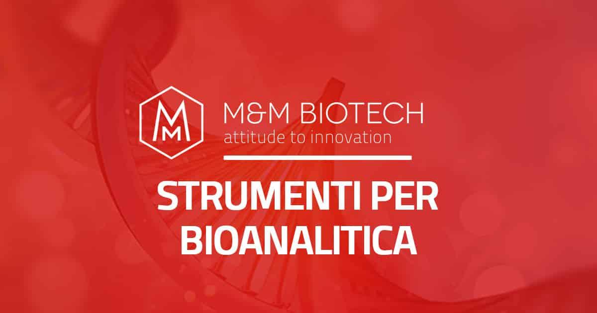strumenti bioanalitica