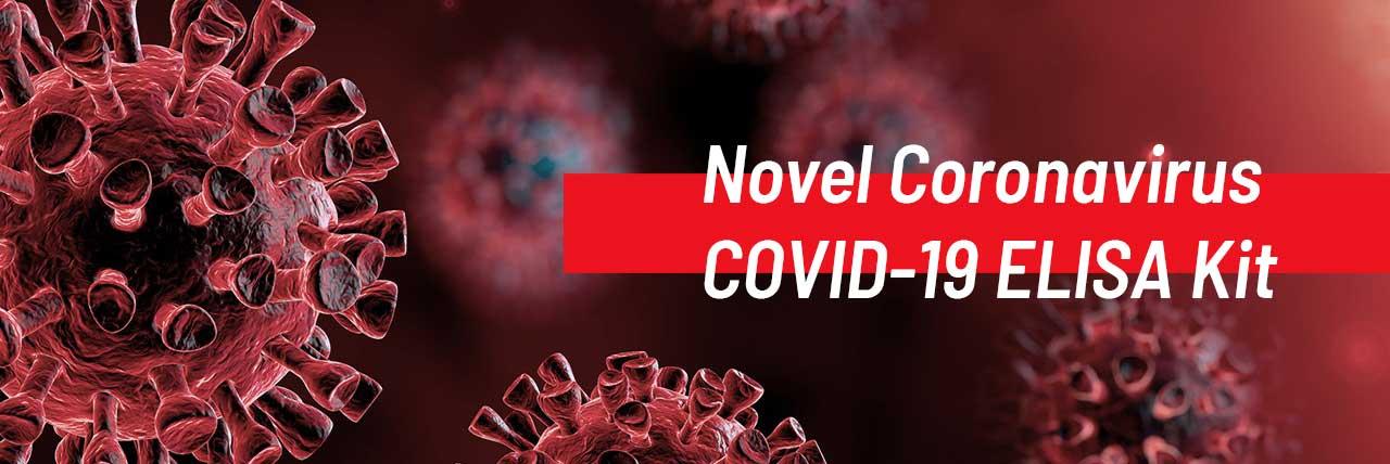 Novel Coronavirus COVID-19 ELISA Kits CE-IVD