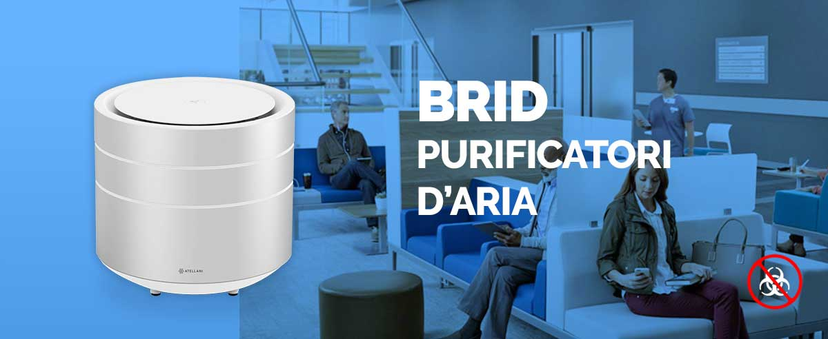 Purificatori d'aria BRID