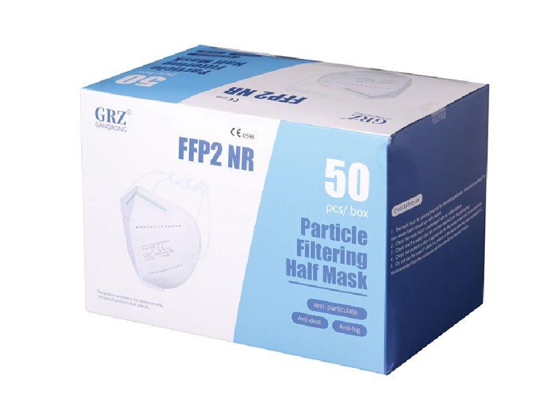 mascherine-FFP2-NR maske colorate